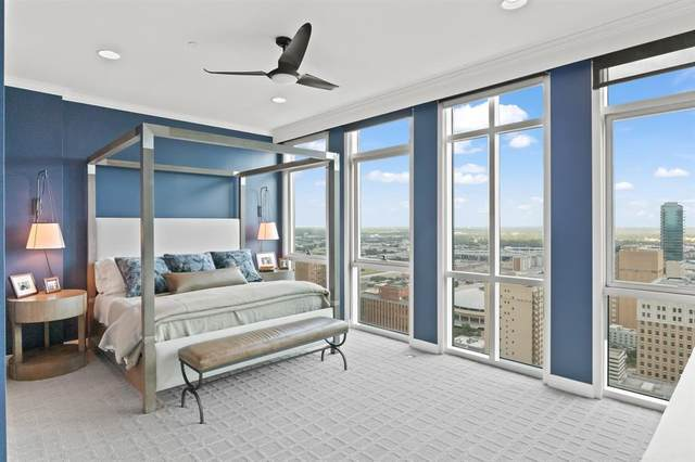 500 Throckmorton Street #3010, Fort Worth, TX 76102 (MLS #14428312) :: EXIT Realty Elite