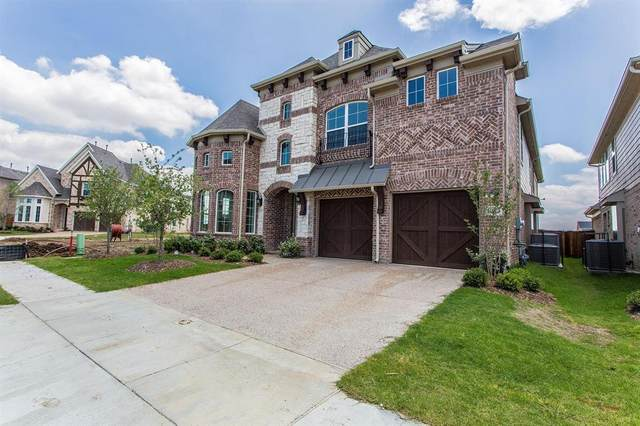 1023 River Rock Way, Carrollton, TX 75010 (MLS #14428314) :: The Mauelshagen Group