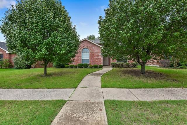 1101 Clear Creek Drive, Mesquite, TX 75181 (MLS #14428331) :: Front Real Estate Co.
