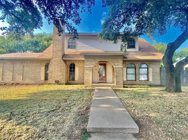 544 Stallion Lane, Saginaw, TX 76179 (MLS #14428348) :: RE/MAX Landmark