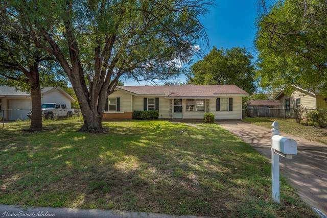 3234 Post Oak Road, Abilene, TX 79606 (MLS #14428382) :: The Mitchell Group