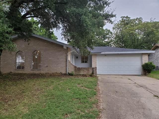 746 Salsbury Circle, Arlington, TX 76014 (MLS #14428406) :: North Texas Team | RE/MAX Lifestyle Property