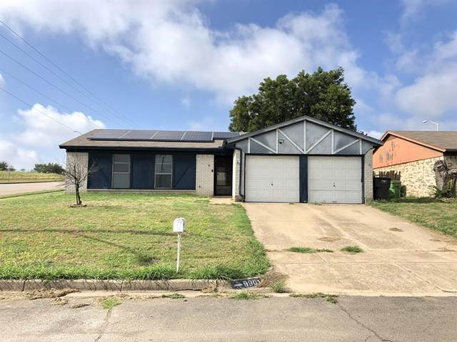 9901 Alemeda Court, Fort Worth, TX 76108 (MLS #14428419) :: RE/MAX Landmark