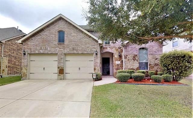 1412 Cedarbird Drive, Little Elm, TX 75068 (MLS #14428427) :: The Mitchell Group