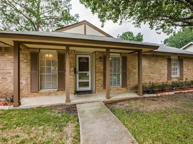 1344 Cherry Hill Lane, Lewisville, TX 75067 (MLS #14428490) :: The Mitchell Group