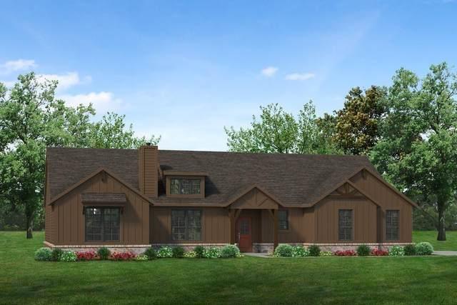 177 Oak Grove Drive, Rhome, TX 76078 (MLS #14428511) :: Justin Bassett Realty