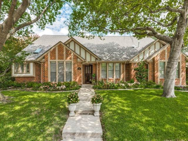 6211 Yellow Rock Trail, Dallas, TX 75248 (MLS #14428529) :: North Texas Team | RE/MAX Lifestyle Property