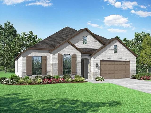 1816 Daldoran Drive, Celina, TX 75009 (MLS #14428535) :: The Tierny Jordan Network