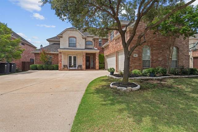 708 Renaissance Court, Keller, TX 76248 (MLS #14428541) :: The Tierny Jordan Network