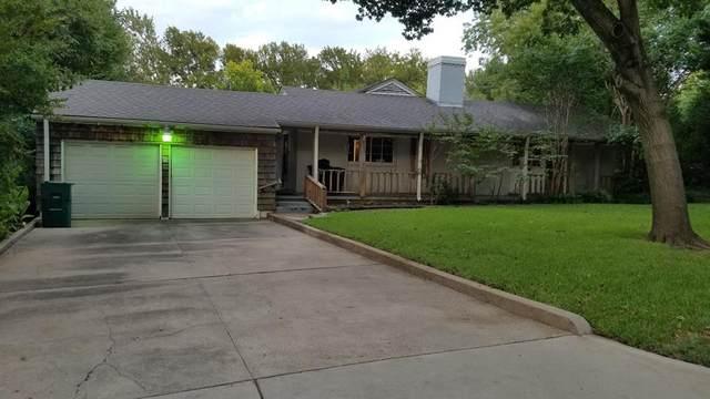 600 Eastwood Avenue, Fort Worth, TX 76107 (MLS #14428550) :: ACR- ANN CARR REALTORS®