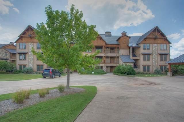 2033 Harbor Way #103, Possum Kingdom Lake, TX 76449 (MLS #14428628) :: Lyn L. Thomas Real Estate | Keller Williams Allen