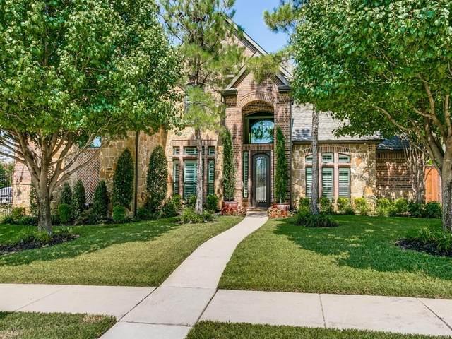 12420 Water Oak Drive, Fort Worth, TX 76244 (MLS #14428644) :: Frankie Arthur Real Estate