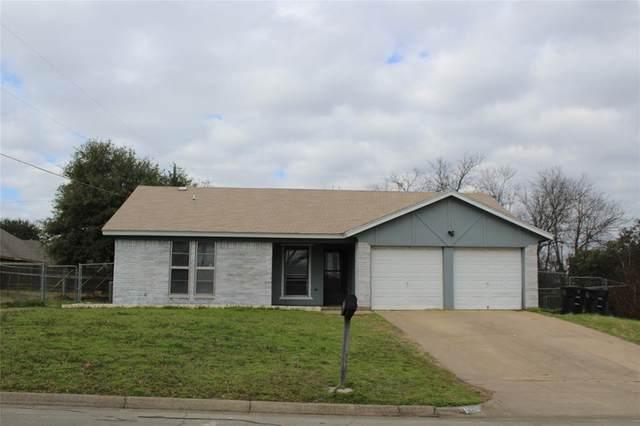 1008 Ivanhoe Street, Cleburne, TX 76033 (MLS #14428683) :: Potts Realty Group