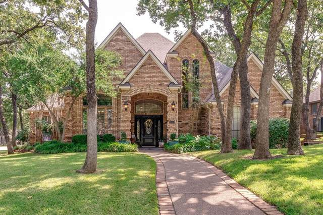 811 Runnymede Road, Keller, TX 76248 (MLS #14428713) :: The Tierny Jordan Network