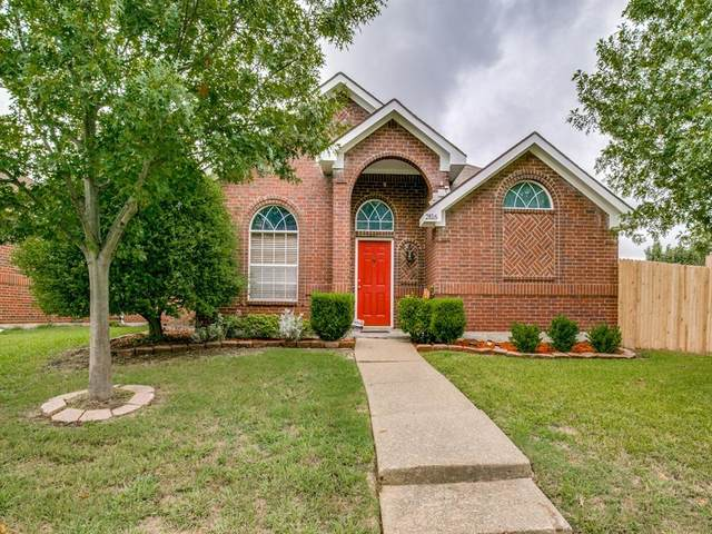 2816 Clearwater Drive, Mesquite, TX 75181 (MLS #14428726) :: Front Real Estate Co.
