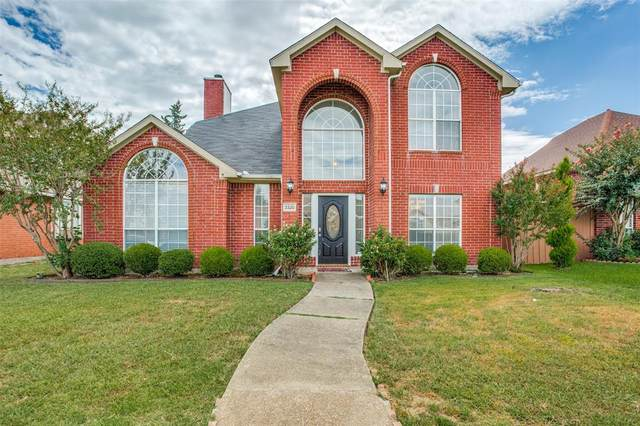 3320 High Meadow Drive, Mesquite, TX 75181 (MLS #14428732) :: Front Real Estate Co.