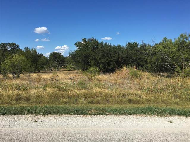 721 Safe Harbor Drive, Brownwood, TX 76801 (MLS #14428777) :: Frankie Arthur Real Estate