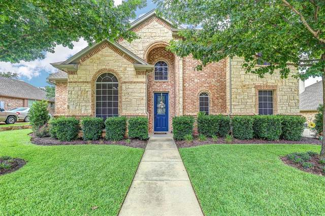 5725 Soapberry Drive, Fort Worth, TX 76244 (MLS #14428820) :: Frankie Arthur Real Estate