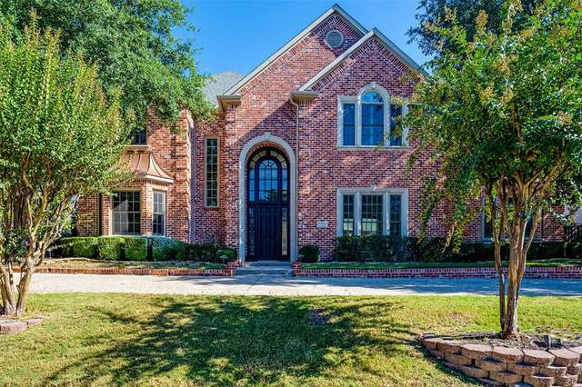 3512 Twin Lakes Way, Plano, TX 75093 (MLS #14428894) :: The Kimberly Davis Group