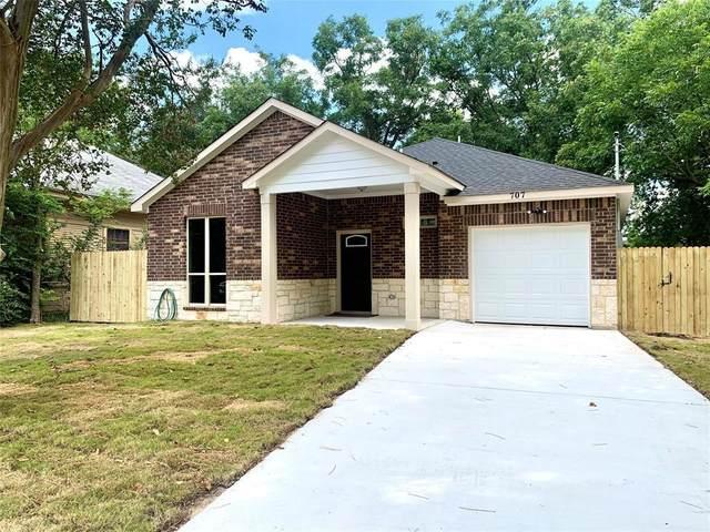 707 E College Street, Terrell, TX 75160 (MLS #14428908) :: ACR- ANN CARR REALTORS®