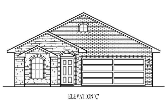 2121 Callahan Drive, Forney, TX 75126 (MLS #14428944) :: The Property Guys