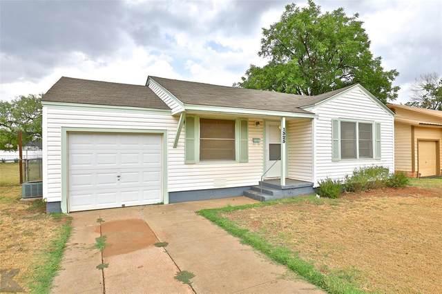 1325 Burger Street, Abilene, TX 79603 (MLS #14428956) :: Team Tiller