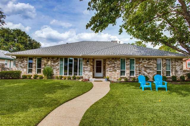 7329 Foxworth Drive, Dallas, TX 75248 (MLS #14429046) :: The Mitchell Group
