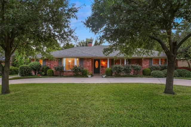 10021 Pensive Drive, Dallas, TX 75229 (MLS #14429075) :: The Kimberly Davis Group