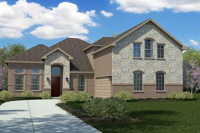 5834 Briana Drive, Midlothian, TX 76065 (MLS #14429092) :: Trinity Premier Properties