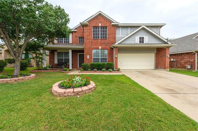 2616 Hereford Road, Denton, TX 76210 (MLS #14429125) :: The Tierny Jordan Network
