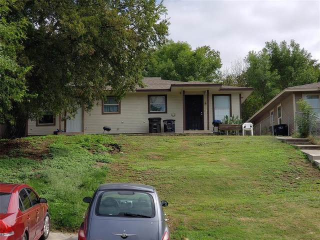 2714 18th Street, Fort Worth, TX 76106 (MLS #14429183) :: Keller Williams Realty