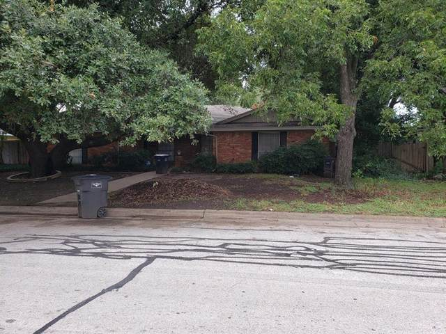 4916 Inverness Avenue, Fort Worth, TX 76132 (MLS #14429206) :: RE/MAX Landmark