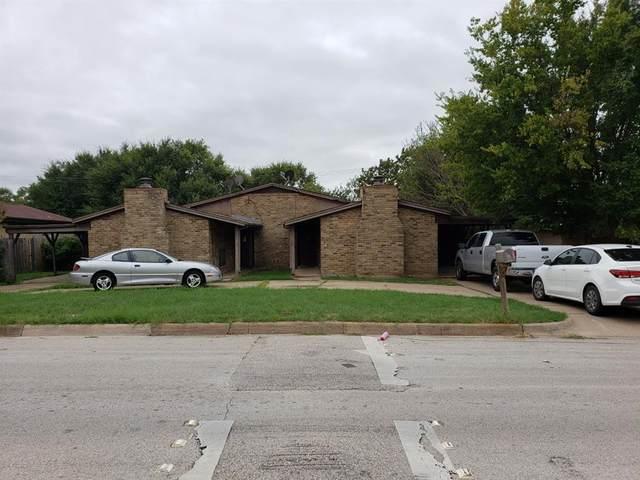 6820 Trail Lake Drive, Fort Worth, TX 76133 (MLS #14429240) :: Frankie Arthur Real Estate