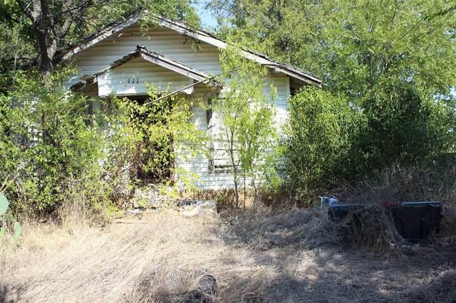 411 San Marcos Street, Coleman, TX 76834 (MLS #14429259) :: Frankie Arthur Real Estate