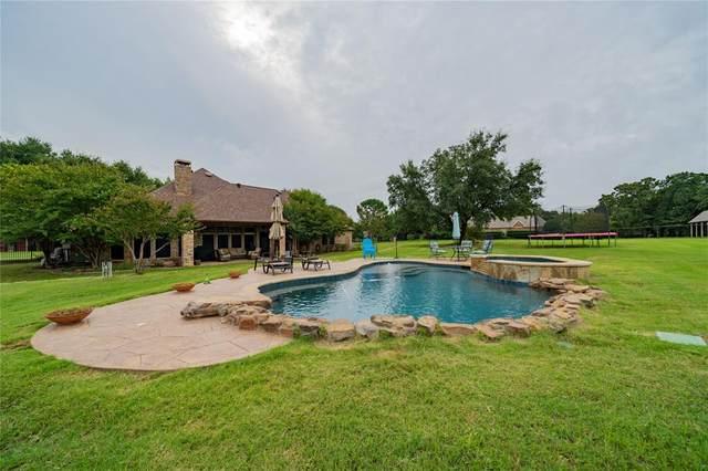 209 Shadow Wood Drive, Argyle, TX 76226 (MLS #14429268) :: The Kimberly Davis Group
