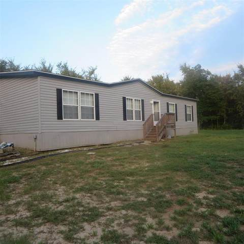 1207 Fm 778, Quitman, TX 75783 (MLS #14429286) :: The Kimberly Davis Group