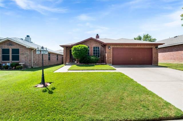 8308 Cotton Valley Lane, Arlington, TX 76002 (MLS #14429310) :: The Daniel Team
