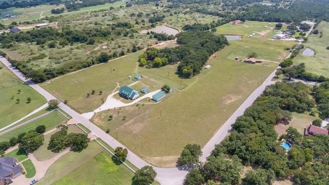 2545 Preskitt Road, Decatur, TX 76234 (MLS #14429345) :: The Kimberly Davis Group