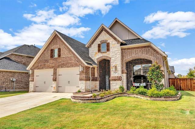 7913 Wichita Falls Boulevard, Mckinney, TX 75071 (MLS #14429362) :: The Kimberly Davis Group