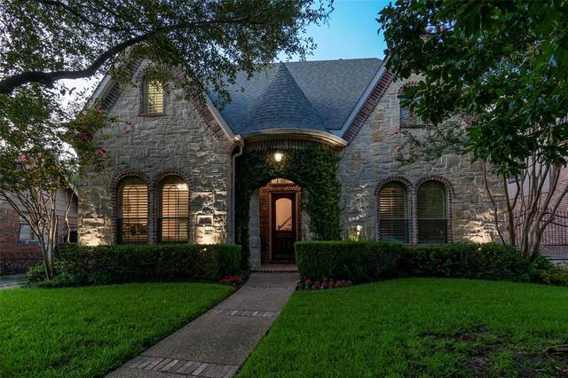 6307 Velasco Avenue, Dallas, TX 75214 (MLS #14429396) :: Bray Real Estate Group