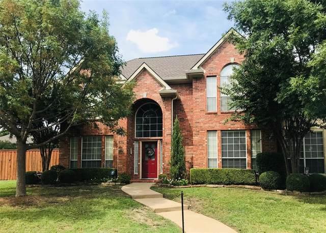 1126 Shadetree Lane, Allen, TX 75013 (MLS #14429409) :: The Tierny Jordan Network