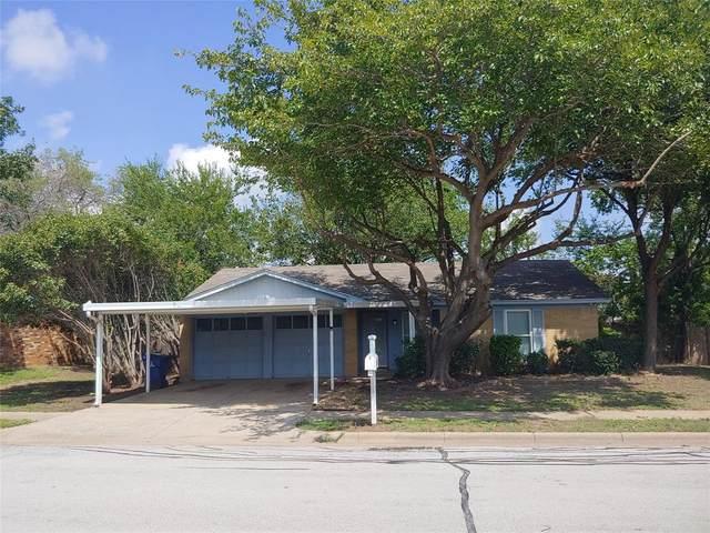 6457 Grasshopper Drive, Watauga, TX 76148 (MLS #14429455) :: Justin Bassett Realty