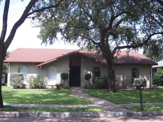 2071 E Peters Colony Road E, Carrollton, TX 75007 (MLS #14429466) :: The Paula Jones Team | RE/MAX of Abilene