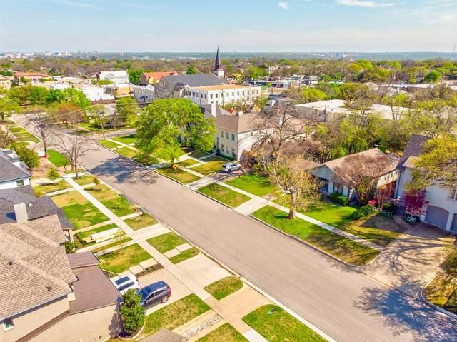 4813 Dexter Avenue, Fort Worth, TX 76107 (MLS #14429492) :: ACR- ANN CARR REALTORS®