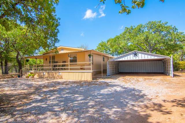 2125 County Road 233, Brownwood, TX 76801 (MLS #14429576) :: The Good Home Team