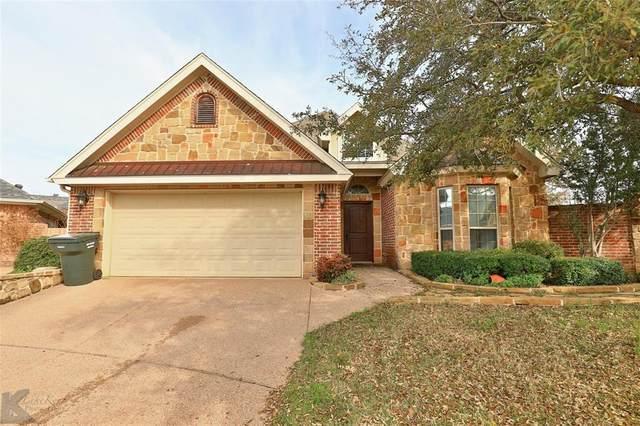 6142 Laurel Court, Abilene, TX 79606 (MLS #14429668) :: Real Estate By Design