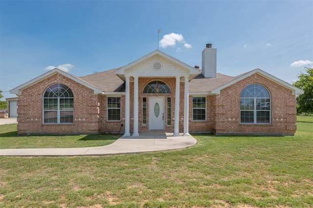 241 Heritage Creek Drive, Rhome, TX 76078 (MLS #14429725) :: Justin Bassett Realty