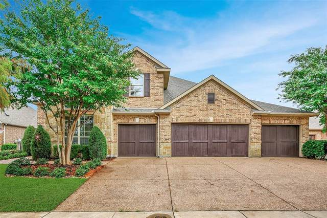 5009 Ellison Court, Fort Worth, TX 76244 (MLS #14429728) :: Frankie Arthur Real Estate