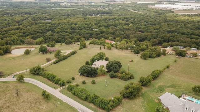 14321 Allen Trail, Roanoke, TX 76262 (MLS #14429731) :: Justin Bassett Realty