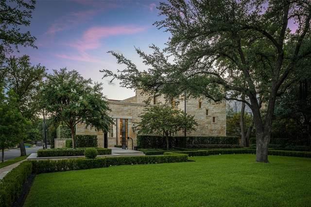 3701 Lexington Avenue, Highland Park, TX 75205 (MLS #14429762) :: Robbins Real Estate Group